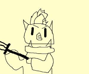 samurai knack