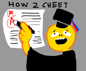 Turning a F score test into A, cheap cheat