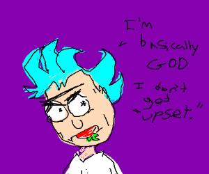 Sad Rick