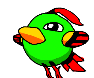 Natu the pokemon