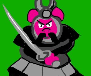 Pig Samurai