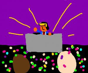 Trump dj