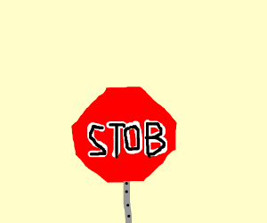 stob it