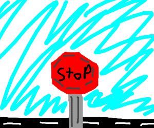 Stop sigh