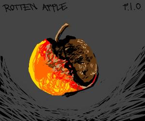 rotten apple PIO