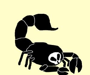 Scorpion of Death
