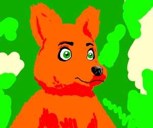Furry.