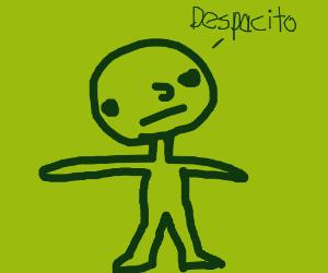 T-pose derp