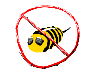 No Bees Allowed