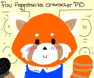 Fav Aggretsuko Character PIO