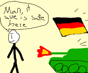 Yall mind if I BLITZKREIG