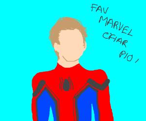 Favorite Marvel Character PIO