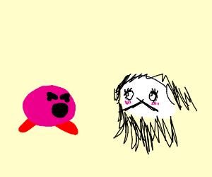 Kirby Yells Yeet at Beautiful Communist