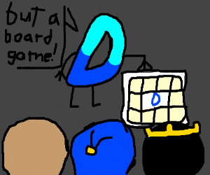 Drawception saying: but a board game!