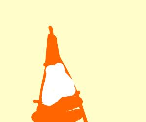 realistic cone