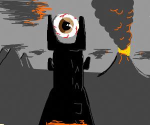 eyeball tower boi