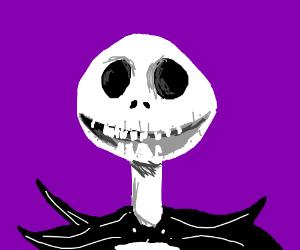 Skeleton from Disney movie