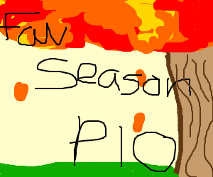 fav season pio (mine is summer)