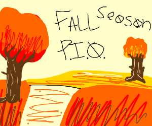 Fall Season PIO (Pass It On)