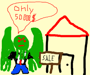 cthulhu the real estate agent