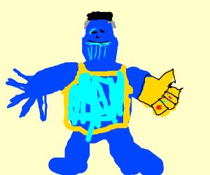 J. Jonah Jameson was actually Thanos