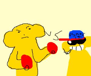 LeSingeFou vs LeSingeBro