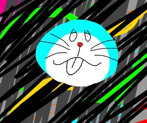 Doraemon on LSD