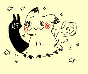 The Cutest Mimikyu Ever
