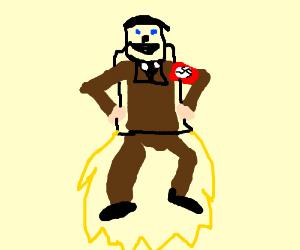 Stupid Jetpack Hitler