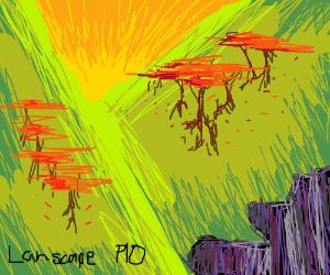 Landscape PIO