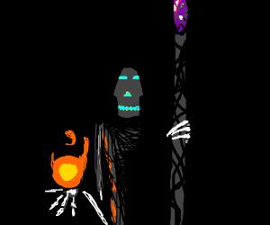 dead magician