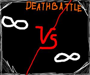 Infinite vs infinite