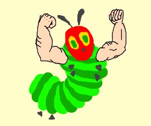 Macho Caterpillar