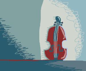 Bowless violin