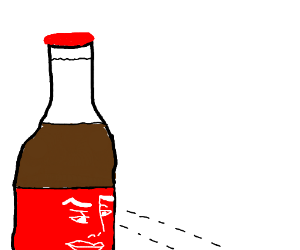 when coco cola senpai finally notices you