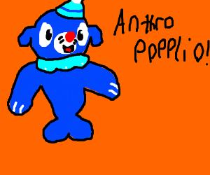 Anthro Popplio