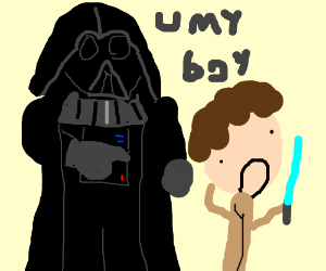 No, I am your father