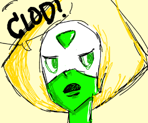 The Great and Lovable Peridot!!!
