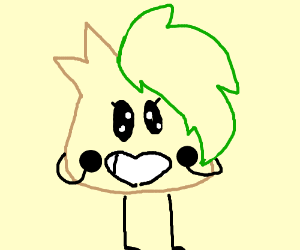 Barf Bag (bfb) with hair