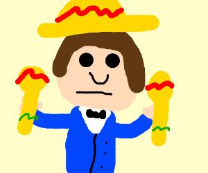 james bond as a mexican
