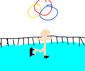 pantsless olympics