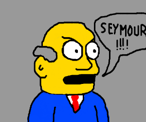 Chalmers getting angry at Skinner