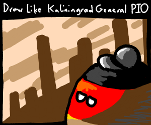 Draw like KaliningradGeneral PIO