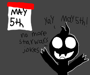Happy May 5th
