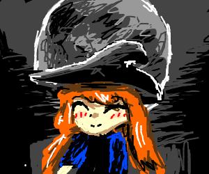 Ghilbi child witch