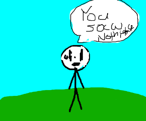 Inside my mind, there is a digital mind! - Drawception