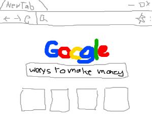 Google ways to make money