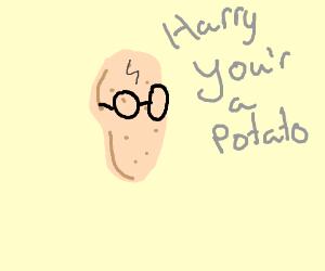 harry potato