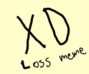 loss meme