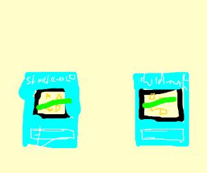 Yu Gi Oh - Spell Card x 2